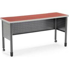 Mesa 20'' D x 59'' W Training Table - Cherry