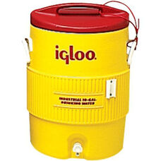 Igloo® Water Cooler - Yellow and Red