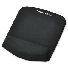 Fellowes PlushTouch Mouse Pad/Wrist Rest - 9.4
