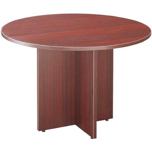 Our Mahogany Round Conference Table is on sale now.