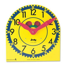 Carson-Dellosa Publishing Judy Clock - Original - Multiple Colors