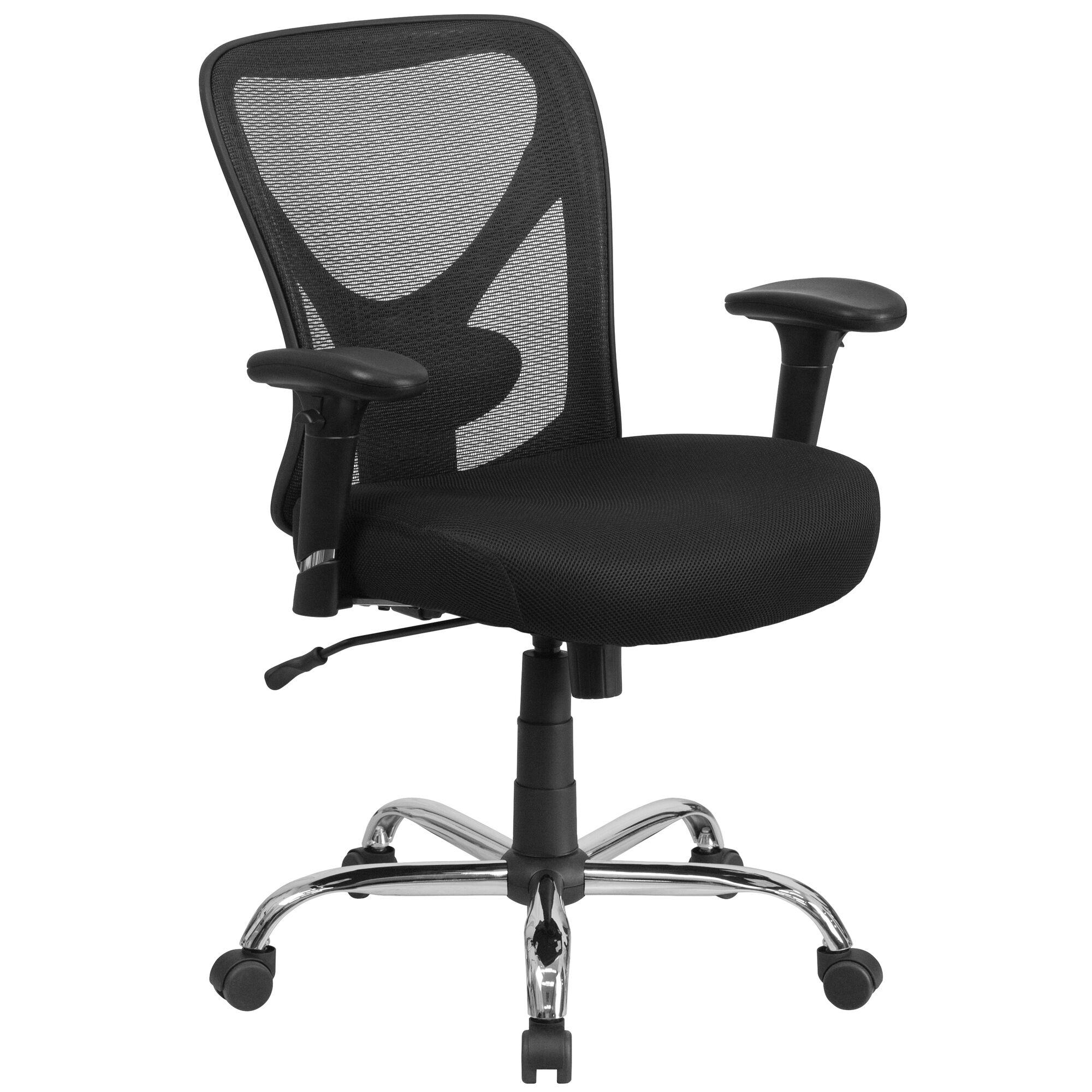 Prime Big Tall Office Chair Adjustable Height Mesh Swivel Office Chair With Wheels Inzonedesignstudio Interior Chair Design Inzonedesignstudiocom