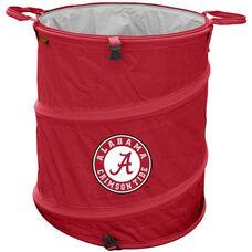 University of Alabama Team Logo Collapsible 3-in-1 Cooler Hamper Wastebasket
