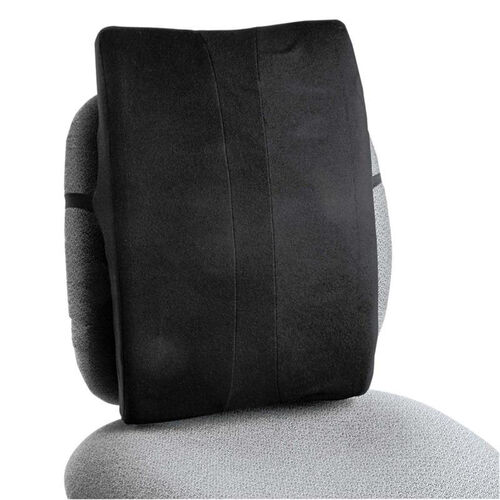 Our Safco® Remedease Full Height Backrest - 14 x 3 x 20 - Black is on sale now.