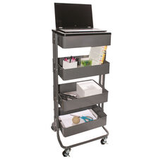 Stand-Up Workstation - Gray