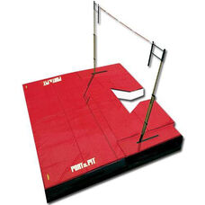 Competition Pole Vault Landing System