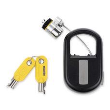 Kensington Retractable Keyed Notebook Lock