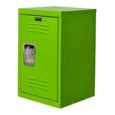 Sour Apple Green Kids Mini Locker Unassembled - 15