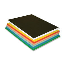Pacon Economy Foam Boards - Pack Of 12 - 20