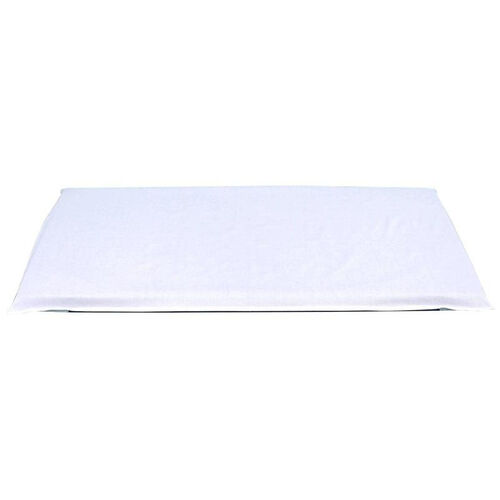 Our White Cotton and Polyester Pillowcase Style Mat Sheet - 54