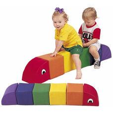 Multicolor Momma Inchworm - 48