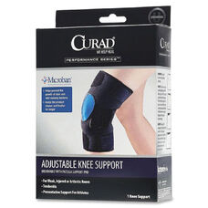 Medline Curad Microban Knee Support