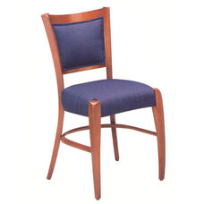 780 Side Chair with Upholstered Back & Seat - Grade 1