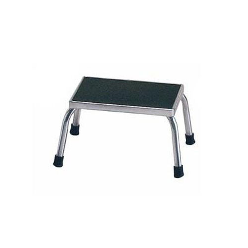 Chrome Plated Step Stool without Handle