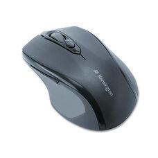 Kensington® Pro Fit Wireless Mid-Size Mouse - 2.4GHz - Black