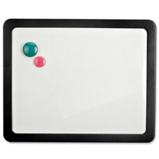 Lorell Magnetic Dry -Erase Board - 12 -7/8