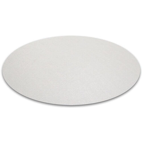 Cleartex Polycarbonate Circular General Purpose Mats for Hard Floors - Diameter 24