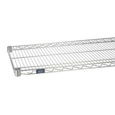 Poly-Z-Brite Standard Wire Shelf - 18