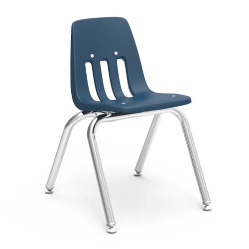 Quick Ship 9000 Classic Series Stack Chair with 14