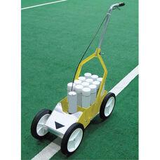 Athletic Field Steel Striper with 4 Wheels