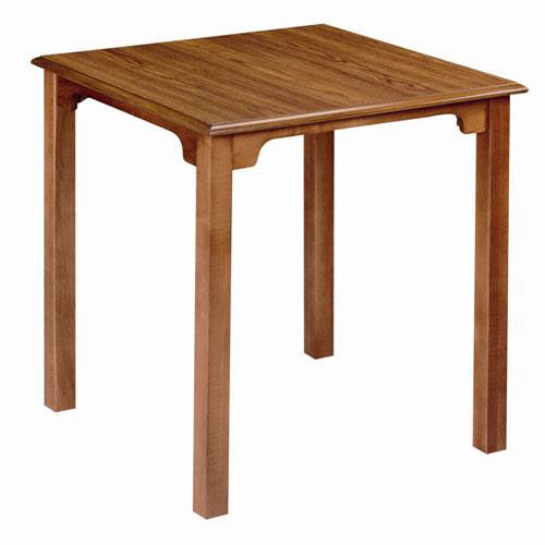 550 Dining Table: Transitional Legs