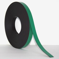 .5''H x 50'L Colored Magnetic Strips - Green
