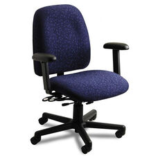 Centris Large Back Desk Height ESD Chair - 6 Way Control
