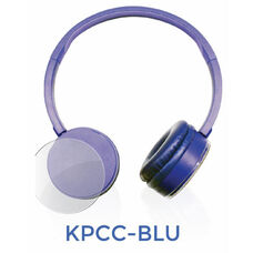 Hamilton Buhl Express Yourself Kidz Phonz Headphone - Blue