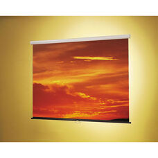 Nova Manually Operated Projection Screen with Steel Case - 70