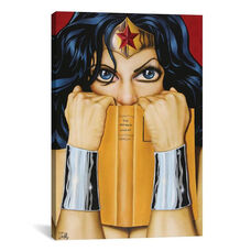 The Confident Woman by Scott Rohlfs Gallery Wrapped Canvas Artwork