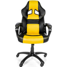 Monza Ergonomic Entry Level Gaming Chair - Yellow