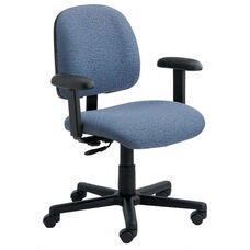 Centris Medium Back Desk Height ESD Chair - 6 Way Control