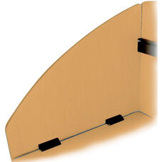 Side Privacy Panel Set for Models 55103 and 55139 - Maple