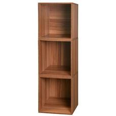 Niche Cubo Wooden Storage Case - Set of 3 Cubes - Cherry