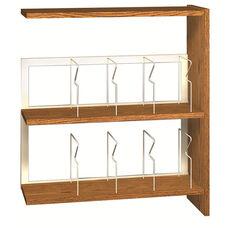 2-Shelf Picture Book Bookcase Adder