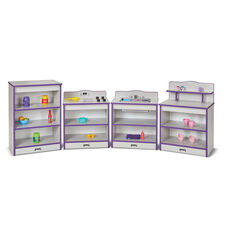 Rainbow Accents Toddler Kitchens