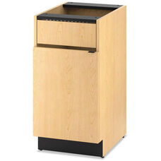 HON® Hospitality Single Base Cabinet with Access Panel and Door - 18