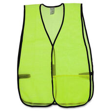 MCR Safety Occunomix General Purpose Safety Vest - Lime