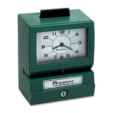 Acroprint Time Recorder Manual Print Time Recorders