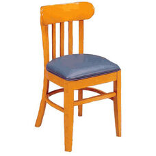 1965 Side Chair with Upholstered Seat - Grade 1