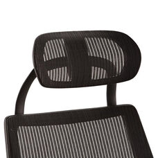 Alera® Headrest for Alera K8 Chair - Mesh - Black