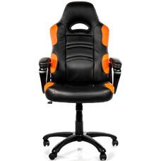 Enzo Ergonomic Entry Level Gaming Chair - Orange