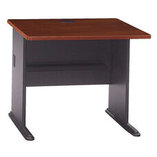 Series A Desk - Hansen Cherry and Galaxy