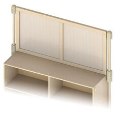 KYDZSuite™ Upper Deck Divider - Plywood