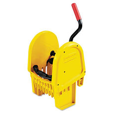 Rubbermaid® Commercial WaveBrake Down-Press Wringer - Yellow