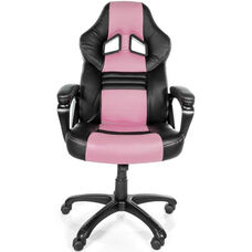 Monza Ergonomic Entry Level Gaming Chair - Pink