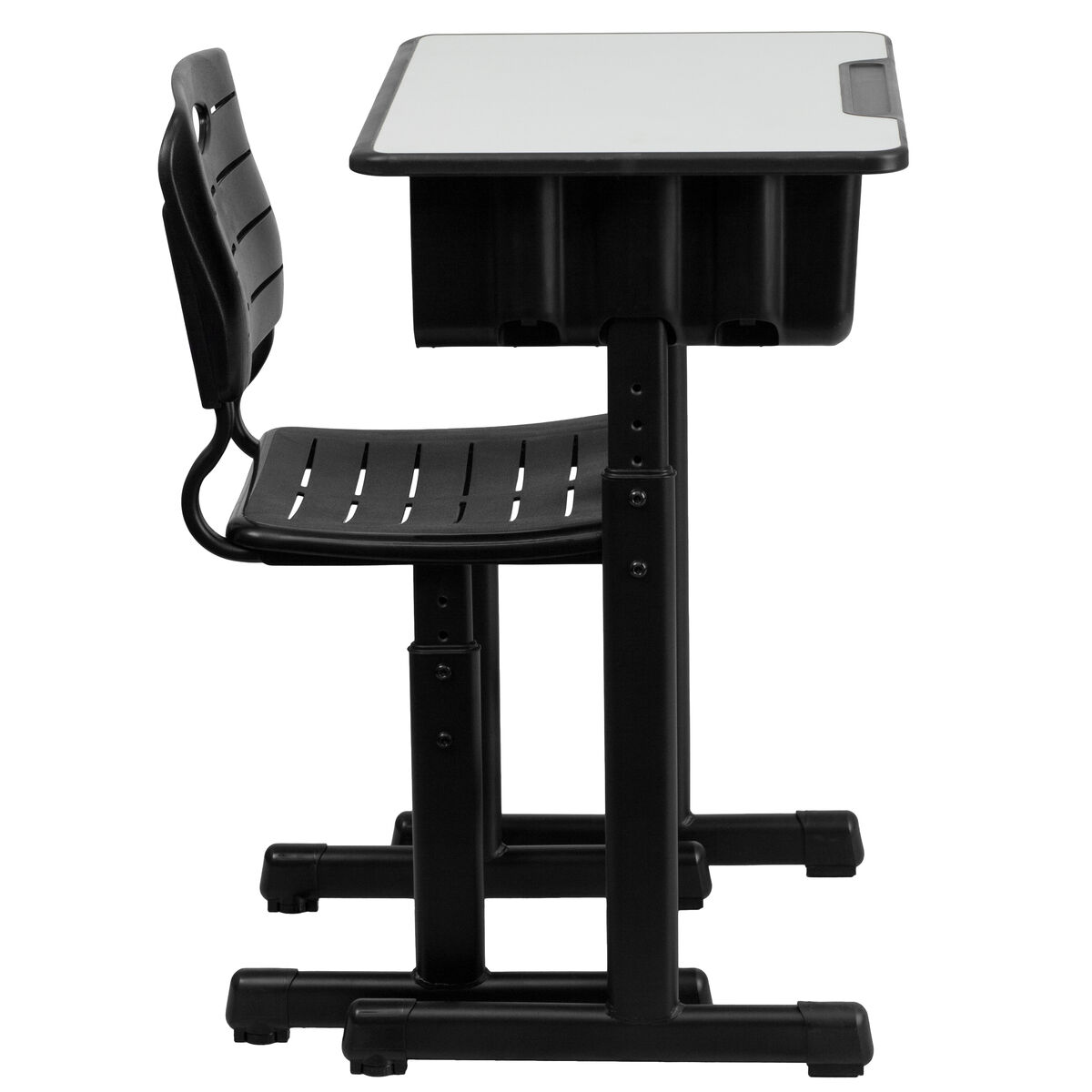 Open Front Desk And Chair Yu Ycx 046 09010 Gg