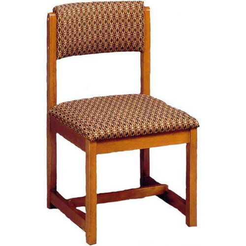 111 Desk Chair w/ Upholstered Back & Seat - Grade 1