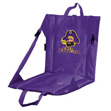 East Carolina University Team Logo Bi-Fold Stadium Seat