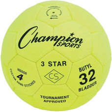Three Star Indoor Soccer Ball Size 4